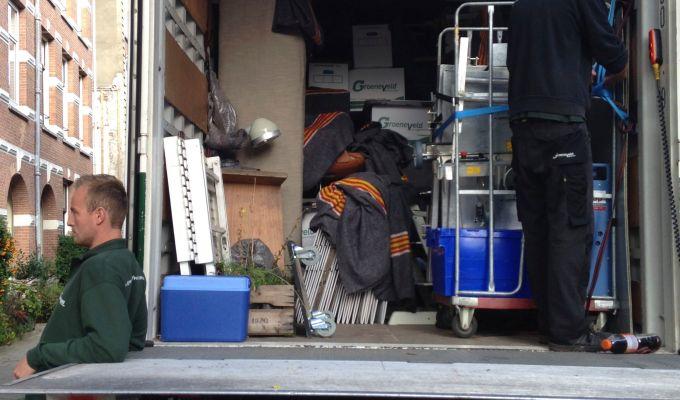 Mexicaans in tijden vanverhuizen