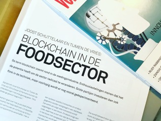 BLOCKCHAIN IN DE VOEDINGSINDUSTRIE – INTERVIEW