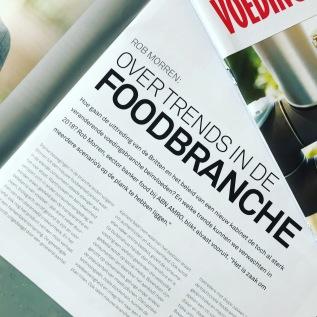 trends in de foodbranche –interview